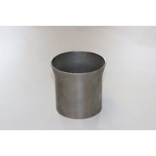 Reduzierstück Edelstahl V2A 1.4301 Ø80,0 - 70,0mm